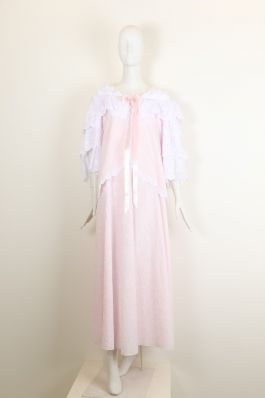 AW17 28 J NIGHTY SET: SALLY POLLY:S:PINK