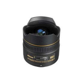 AF DX 10.5MM F2.8G IF ED Lens