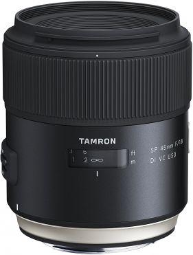 TAMRON 45MM F1.8 Di VC CANON - F013E