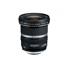EFS 10-22mm  f/3.5-4.5 USM Lens