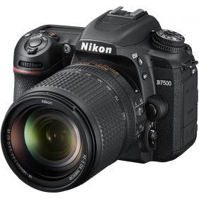 D7500 DSLR Camera with 18-140mm Lens