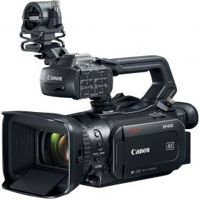 XF405 UHD 4K60 Camcorder with Dual-Pixel Autofocus with 3G-SDI Output