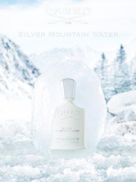 SILVER MOUNTAIN WATER 100ML