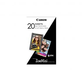"ZINK 2""x3"" Photo Paper - 20 Sheet Pack"