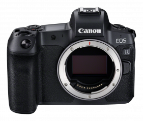 Canon EOS R Mirrorless Digital Camera Body (Only )