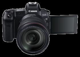 EOS R Mirrorless Digital Camera with 24-105mm f/4L Lens