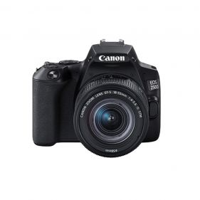 EOS 250D with 18-55MM Lens ( Black )
