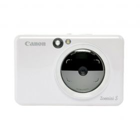 ZOEMINI S - Instant Camera Printer ( Pearl White )