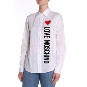 CFWCC34 08 S3296 : SHIRT: LOVE MOSCHINO:C74