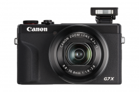 PowerShot G7 X Mark III Digital Camera (Black)