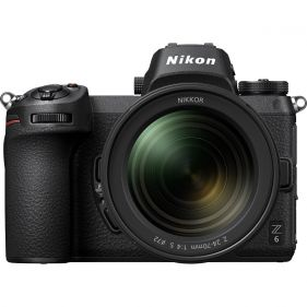 Z 6 Mirrorless Digital Camera with 24-70mm Lens