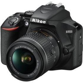 D3500 DSLR Camera with 18-55mm Lens