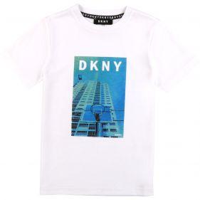 D25C79 : BOY T-SHIRT : DKNY:10B