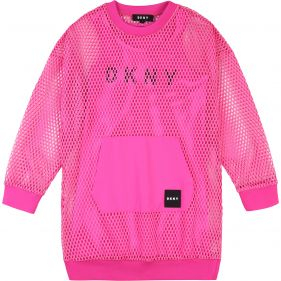 D32740 : GIRL DRESS : DKNY:476