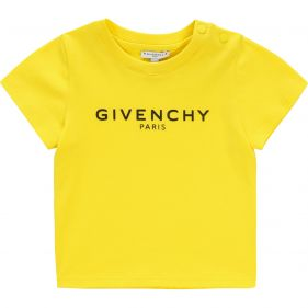 H05116 : BABY BOY S/S T-SHIRT : GIVENCHY