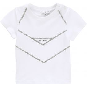 H05118 : BABY BOY S/S T-SHIRT : GIVENCHY