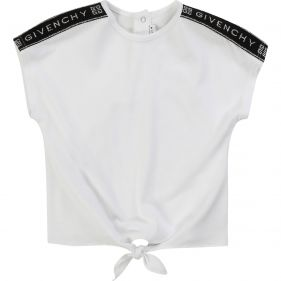 H05123 : BABY GIRL S/S T-SHIRT : GIVENCHY