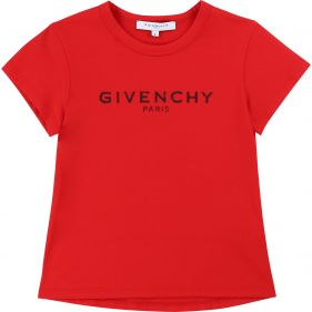 H15H87 : GIRL S/S T-SHIRT : GIVENCHY:09B
