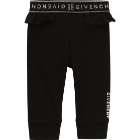 H04073 : BABY GIRL LEGGINGS : GIVENCHY