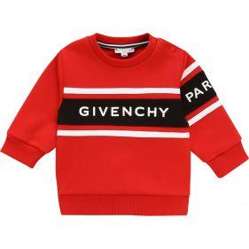 H05111 : BABY BOY SWEATSHIRT : GIVENCHY