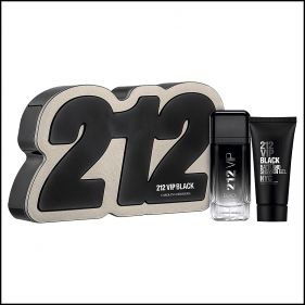 212 VIP BLACK EDP 100M SET