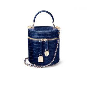 042 2326 25770000 : L.HAND BAG : Midnight Blue