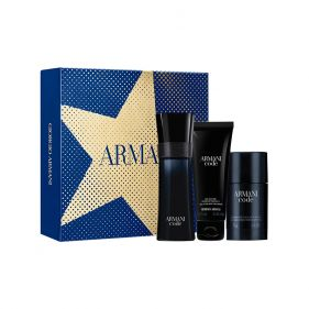ARMANI CODE HOMME 125ML SET