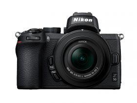 Z50 Mirrorless Digital Camera with 16-50mm Lens