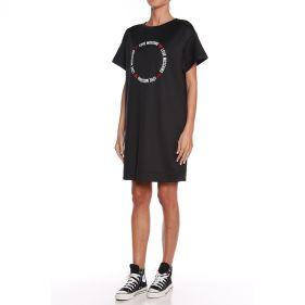 CFW5B11 03 E2168 : DRESS: LOVE MOSCHINO