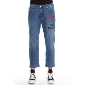 CFWQ381 41 S3379 : JEANS: LOVE MOSCHINO