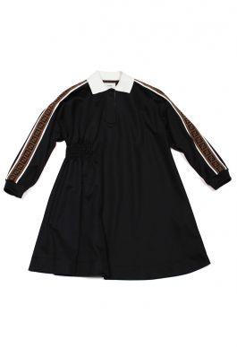 JFB372 A69D : GIRL DRESS : FENDI