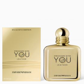 STRONGER WITH YOU LEATHER EXCLUSIVE ED. EDP 100ML