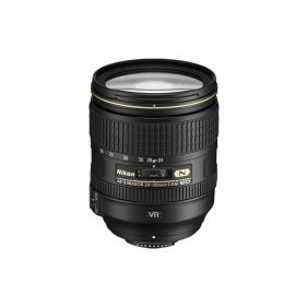 AF-S 24-120mm f/4G ED VR Lens