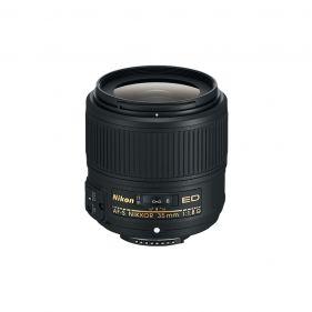 AF-S NIKKOR 35mm f/1.8G ED Lens