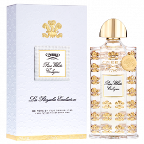 ROYAL EXCL PURE WHITE COLOGNE 75ML
