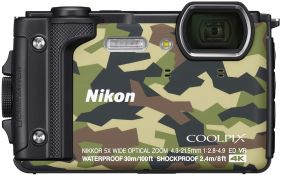 COOLPIX W300 Digital Camera (Green)