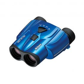 8-24x25 Aculon T11 Zoom Binoculars (Blue)