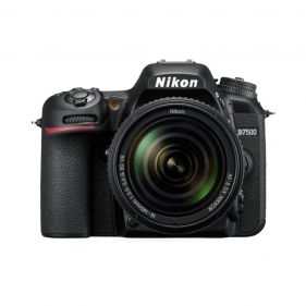 D7500 DSLR Camera with 18-140mm Lens
