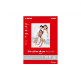 Glossy Photo Paper - A4 Size - 100 sheet Pack (GP-501)