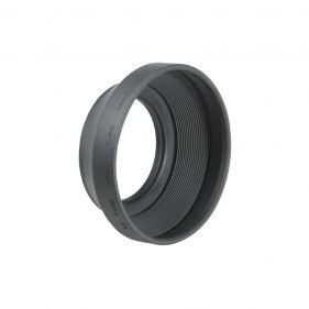 HR-2 Rubber Lens Hood (52mm Screw-In)