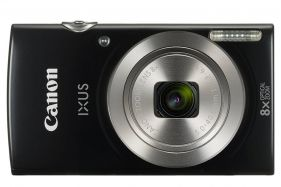 IXUS 185 Digital Camera (Black)