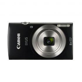 IXUS 185 Digital Camera (Black)