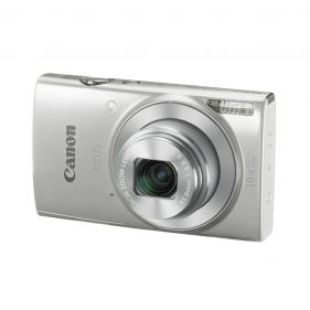 IXUS 190 Digital Camera (Silver)