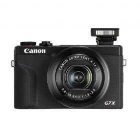 PowerShot G7 X Mark III Digital Camera (Black)