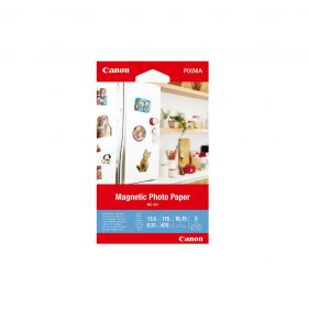 Magnetic Photo Paper - 4x6 Size - 5 Sheet Pack (MG-101)