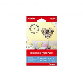 Restickable Photo Paper - 4x6 Size - 5 Sheet Pack (RP-101)
