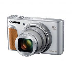 PowerShot SX740 HS Digital Camera (Silver)