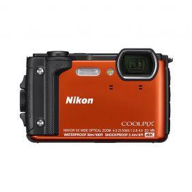 COOLPIX W300 Digital Camera (Orange)