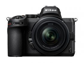 Z 5 Mirrorless Digital Camera with 24-50mm Lens